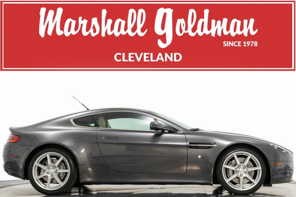 Used 2007 Aston Martin V8 Vantage For Sale Sold Marshall Goldman Motor Sales Stock W20587