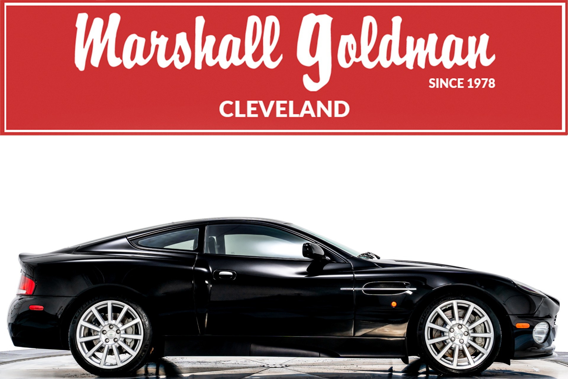 Used 2005 Aston Martin Vanquish S For Sale Sold Marshall Goldman Motor Sales Stock W20478