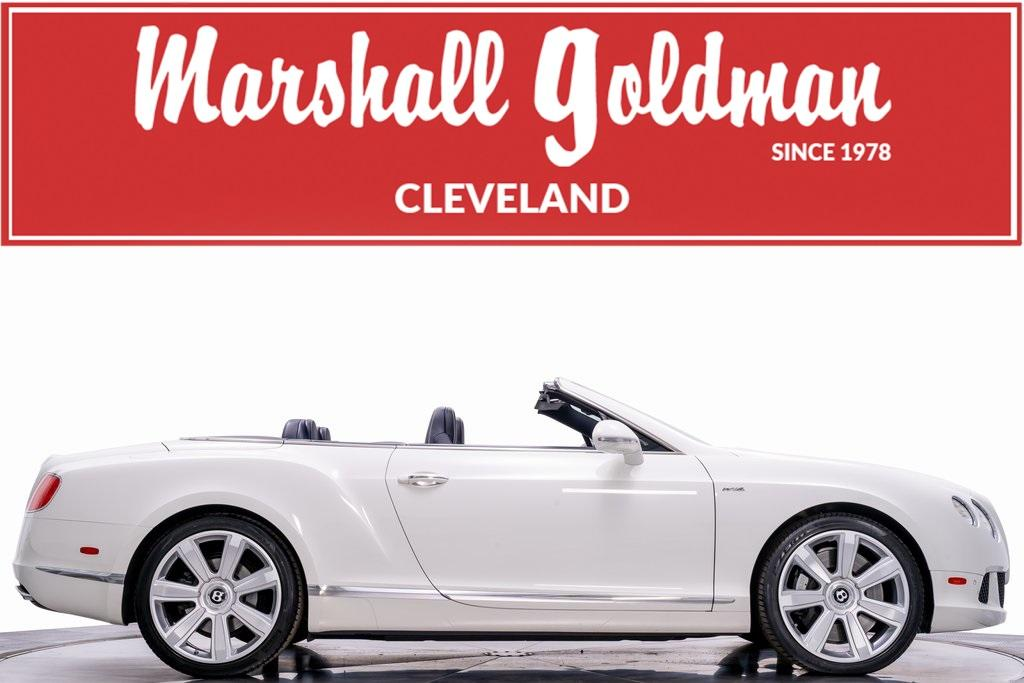 Used 2013 Bentley Continental Gtc For Sale Sold Marshall Goldman Motor Sales Stock W20446