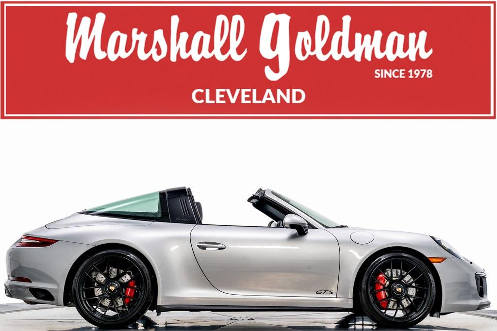 Used 2018 Porsche 911 Targa 4 Gts For Sale Sold Marshall Goldman Motor Sales Stock W20659