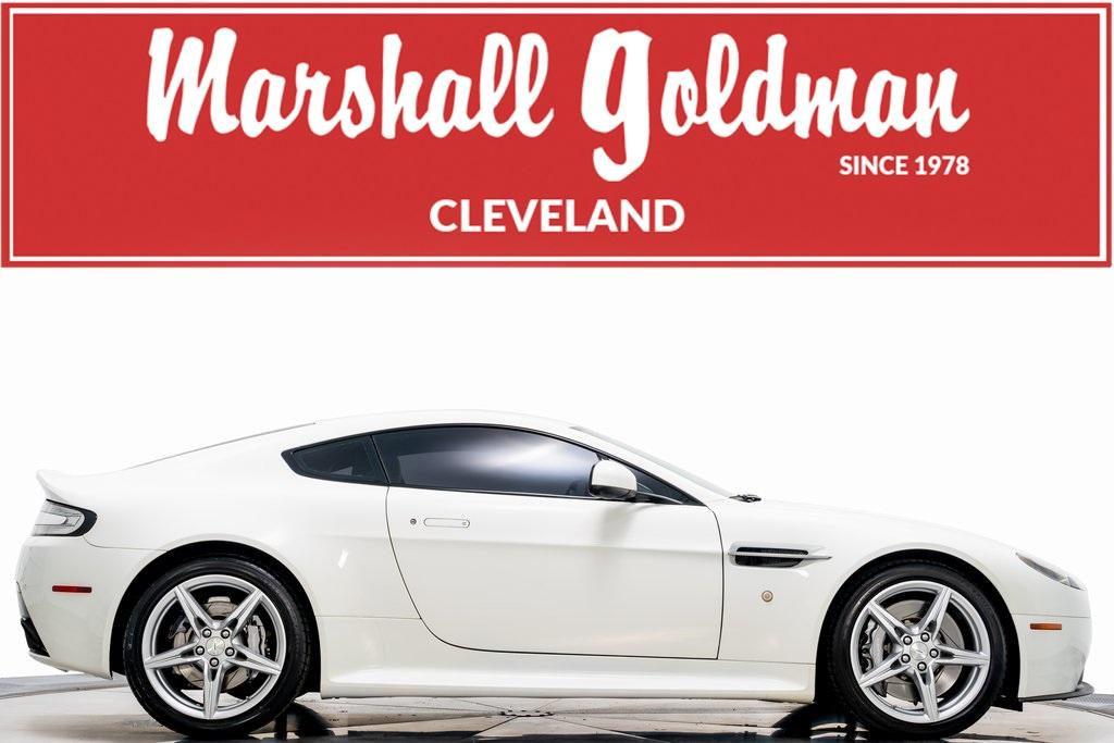 Used 2016 Aston Martin Vantage Gt Gt For Sale Sold Marshall Goldman Motor Sales Stock W20471