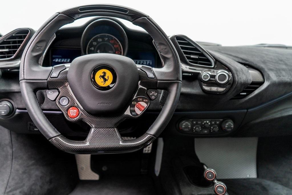 Used 2020 Ferrari 488 Pista For Sale Sold Marshall Goldman Motor Sales Stock B20700