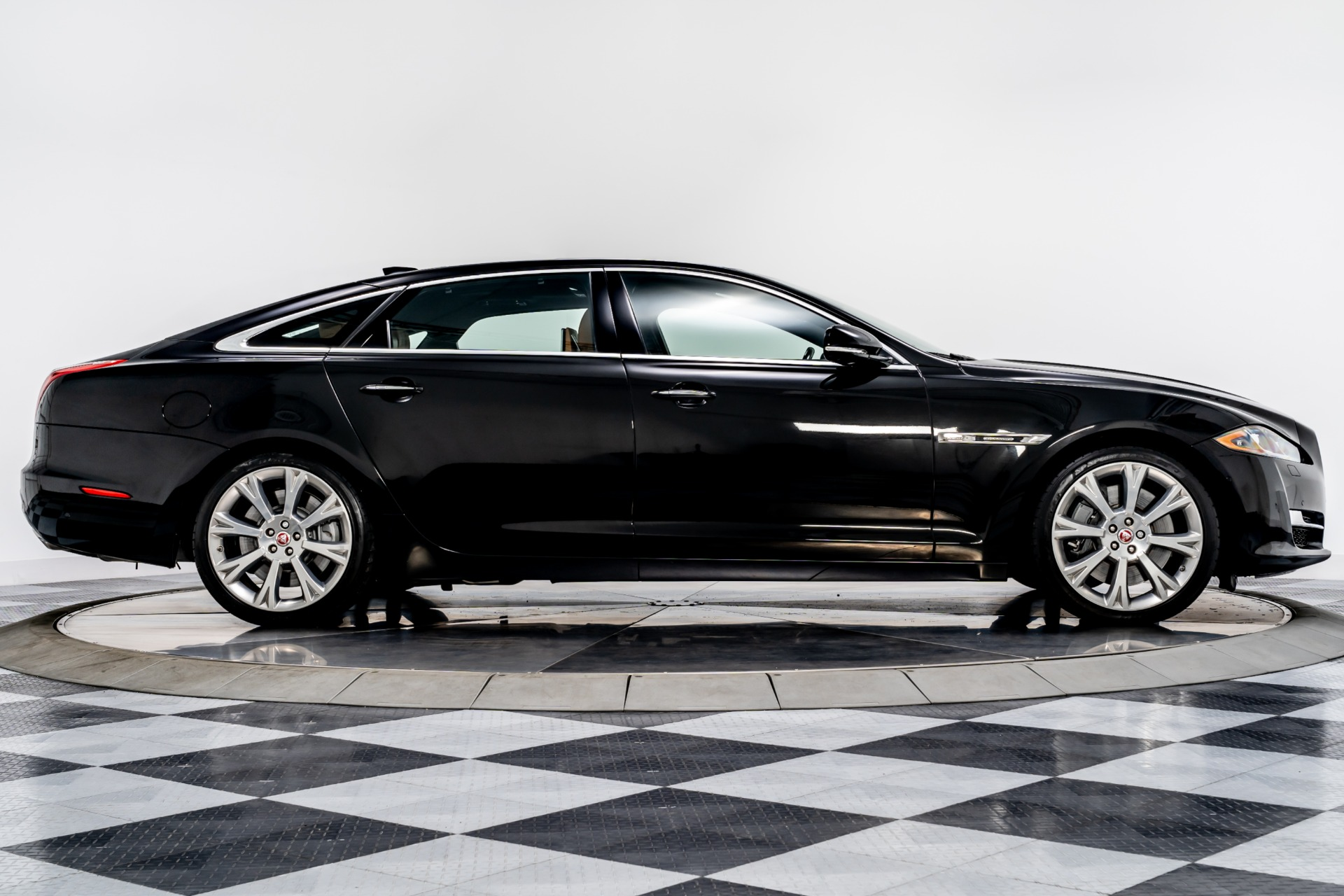 Used 2018 Jaguar Xjl Supercharged For Sale Sold Marshall Goldman Motor Sales Stock W20914