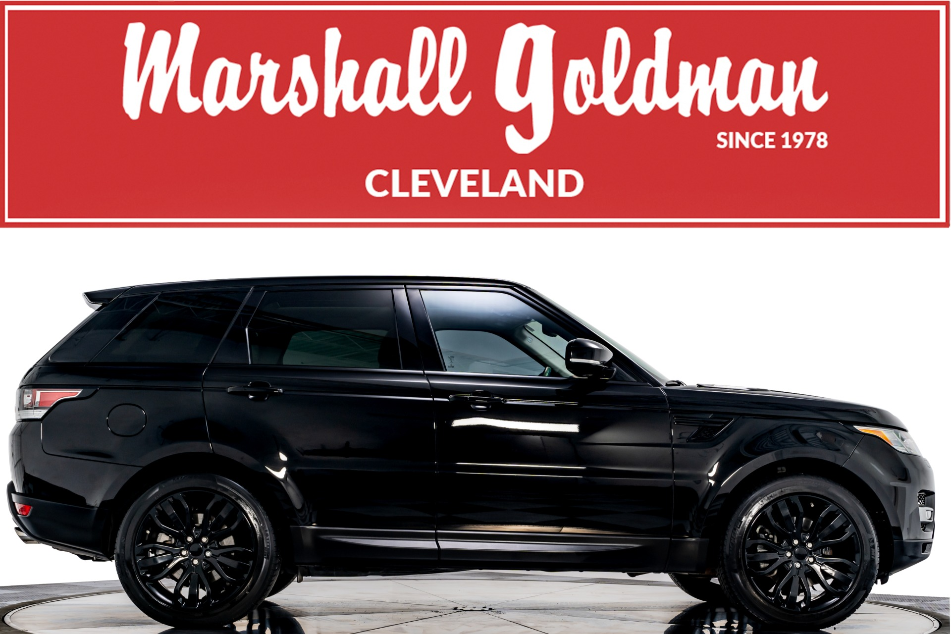 Used 2015 Land Rover Range Rover Sport Hse For Sale Sold Marshall Goldman Motor Sales Stock W21198
