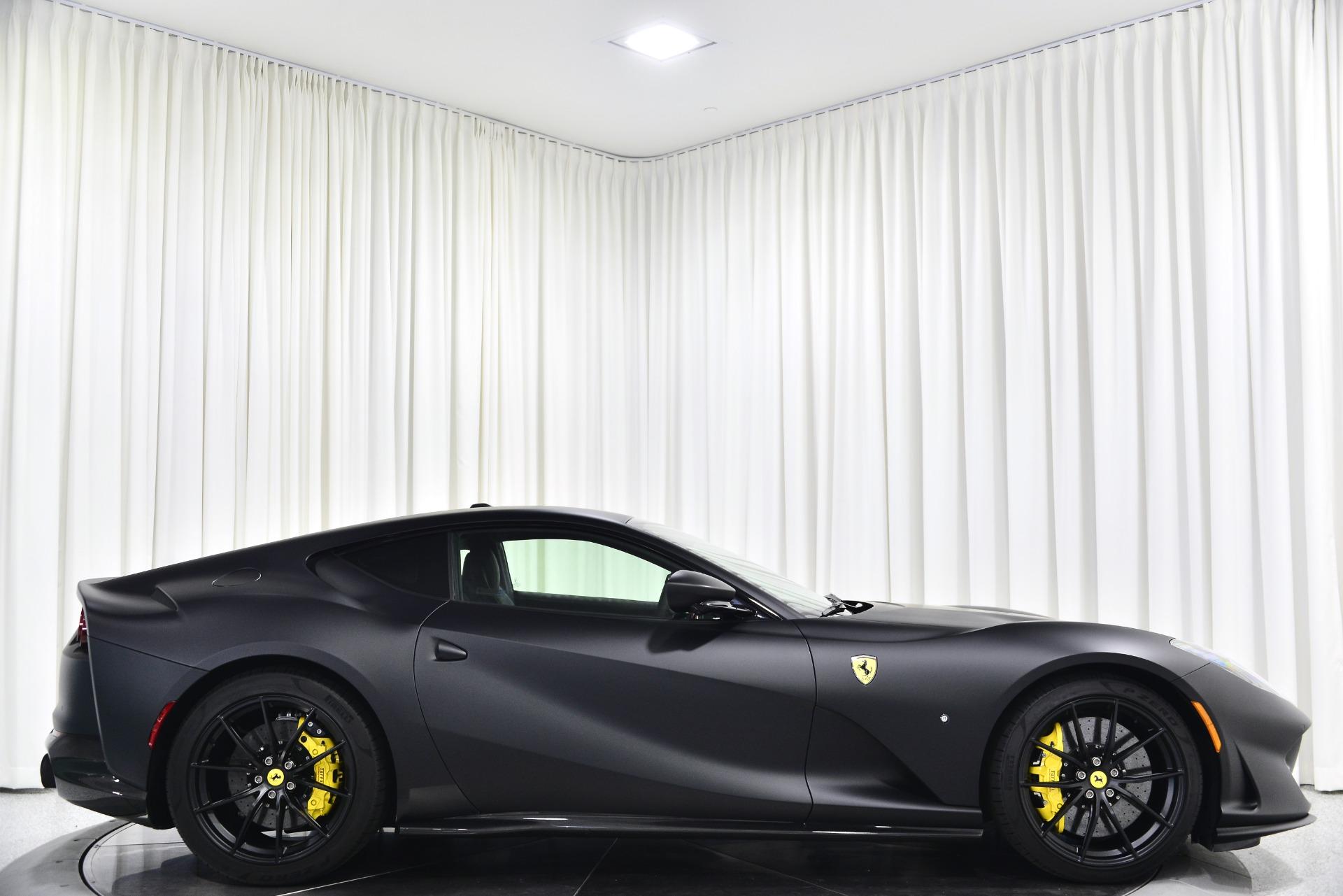 Used 2020 Ferrari 812 Superfast For Sale Sold Marshall Goldman Motor Sales Stock B21206