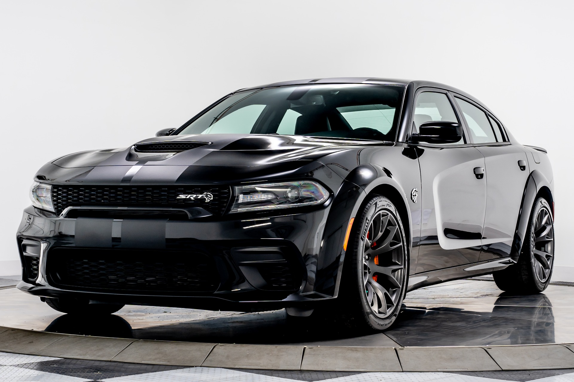 Used 2020 Dodge Charger Srt Hellcat Widebody For Sale Sold Marshall Goldman Motor Sales Stock W21270