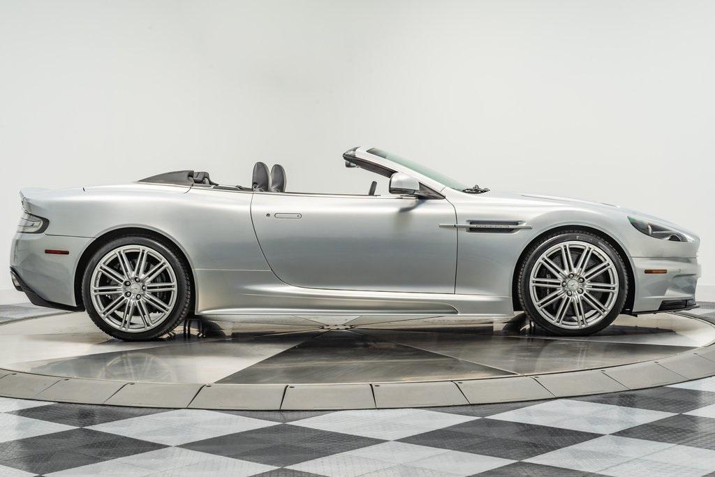 Used 2010 Aston Martin Dbs Volante For Sale Sold Marshall Goldman Motor Sales Stock B19319