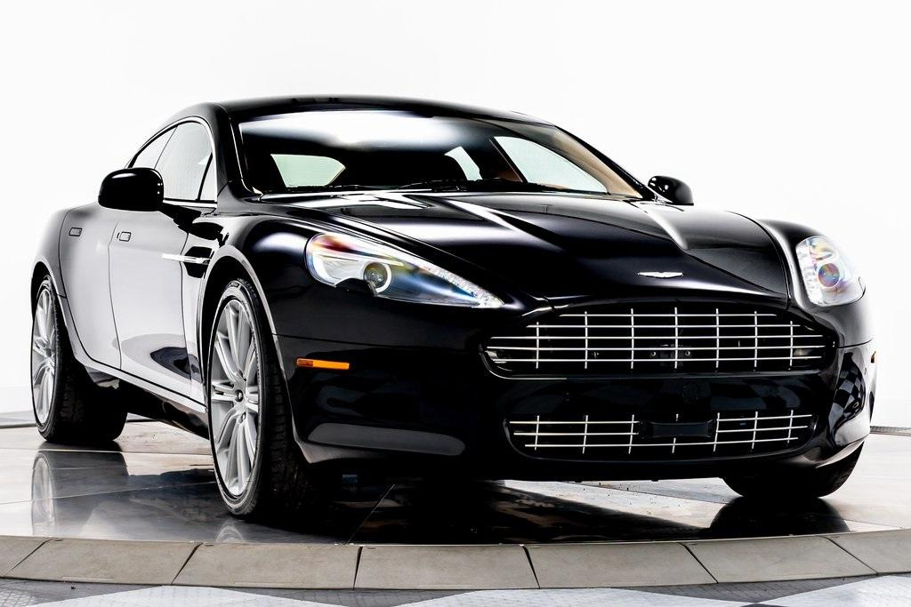 Used 2010 Aston Martin Rapide For Sale Sold Marshall Goldman Motor Sales Stock W20654