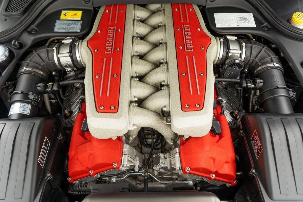 Used 2009 Ferrari 599 Gtb Fiorano For Sale Sold Marshall Goldman Motor Sales Stock B19754